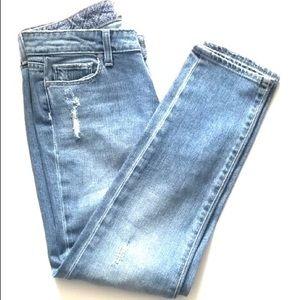 PAIGE Roxbury crop jeans
